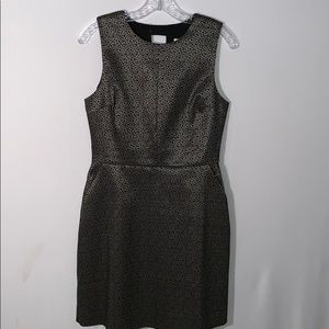 Gap Textured Holiday Dress Size 4